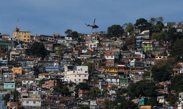 Rio tem fevereiro com menor número de mortes violentas em 30 anos