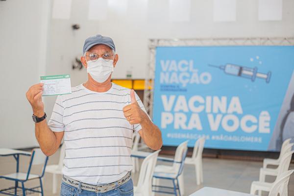 Vacinação contra Covid-19 para idosos com idade a partir de 69 anos começa neste sábado (27) em Itapevi