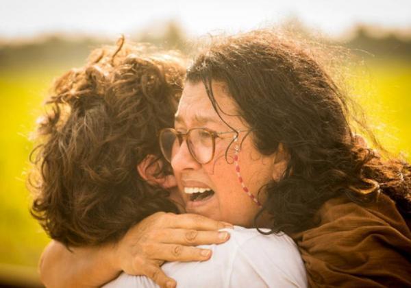 Amor de Mãe faz Globo bater recorde de audiência com o reencontro de Lurdes com Domênico
