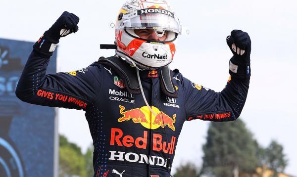 Verstappen vence caótico GP de Ímola, mas Hamilton continua na frente