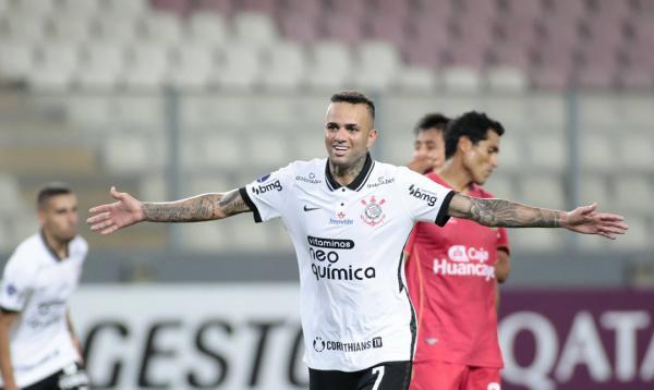 Corinthians vence em Lima e segue vivo na Copa Sul-Americana