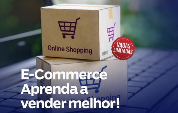 Inscrições abertas para cursos de e-commerce em parceria com o Sebrae Aqui