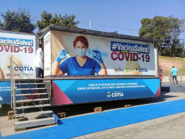 Dia 14/05 tem vacinação contra Covid-19 para pessoas com comorbidades e deficientes 55+ e idosos 60+
