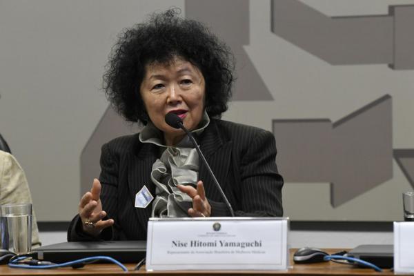 CPI da Pandemia ouve médica Nise Yamaguchi, pró-cloroquina, na terça-feira