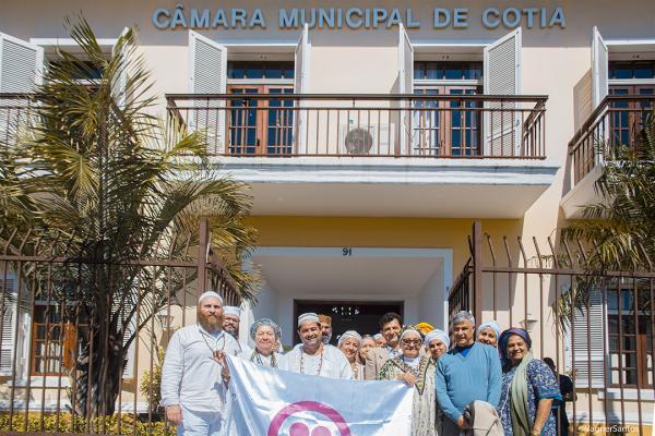 Domingo (6) acontece o 1º Café Axé preparatório para o evento Cultura de Paz e Não-Violência de Cotia