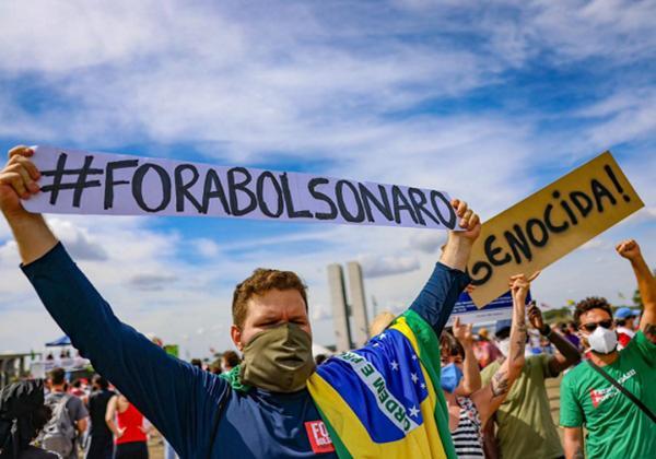Organizadores preveem manifestações contra Bolsonaro em mais de 500 cidades para o dia 19 de junho