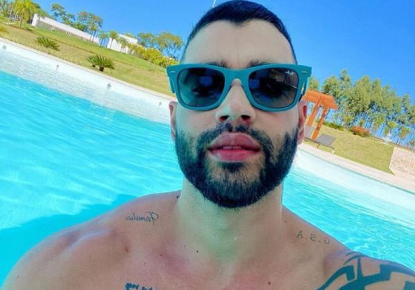 Cantor Gusttavo Lima é o artista brasileiro mais ouvido do Youtube
