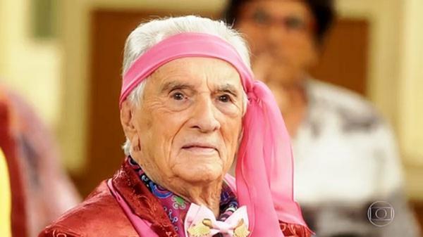 Orlando Drummond, o Seu Peru, Morre, aos 101 anos