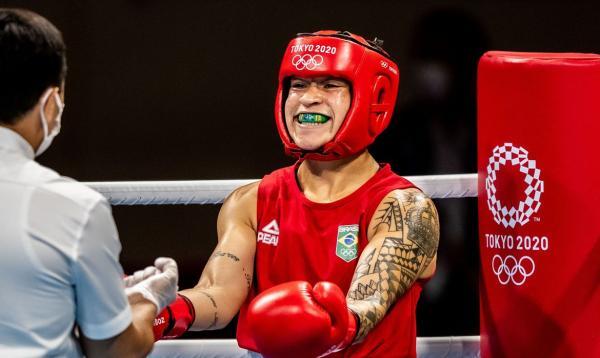Tóquio: Bia Ferreira e Hebert Conceição vão lutar pelo ouro no boxe