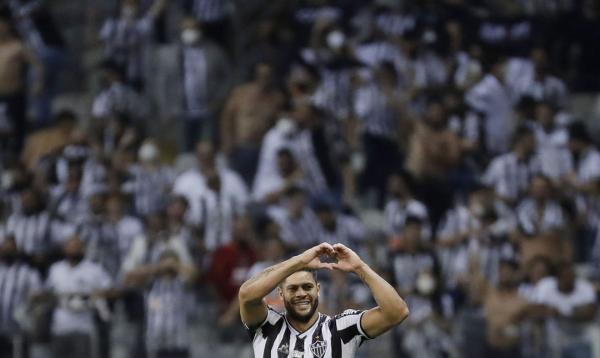 Libertadores: com golaços, Atlético-MG bate River e está na semifinal