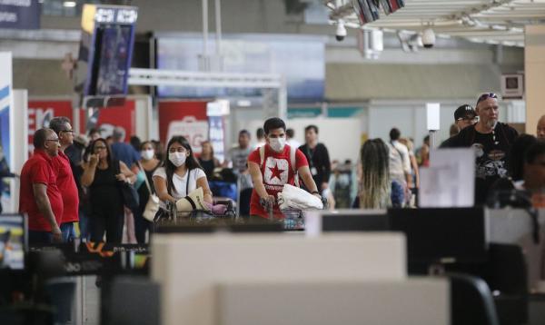 Aeroportos e rodovias se preparam para o feriado de 7 de setembro