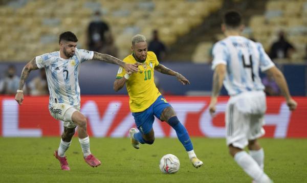 Eliminatórias: contra Argentina, Brasil tenta manter campanha perfeita