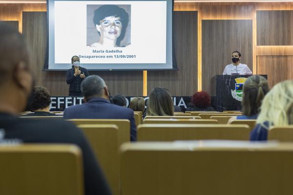 Cotia realiza evento 'Voz e Visibilidade às pessoas Desaparecidas'