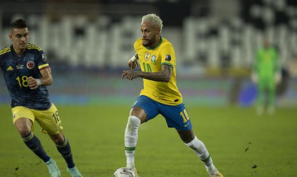 Com retorno de Neymar, Brasil enfrenta Colômbia