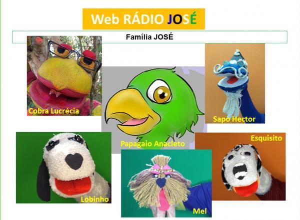 """Escolas públicas e ONG's podem se inscrever aos projetos """"Web Rádio JOSÉ"""" e """"Pan-de-Mix"""""""