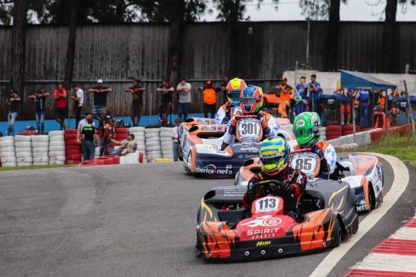 Kartódromo Granja Viana recebe as 500 Milhas no sábado