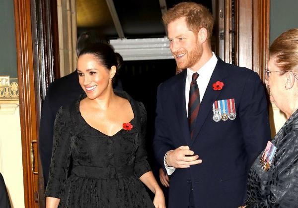 Príncipe Harry e Meghan anunciam afastamento da família real britânica