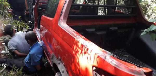 Guarda Civil de Cotia encontra desmanche clandestino e prende duas pessoas
