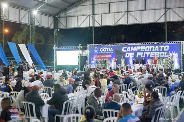 Prefeitura lança campeonato municipal de futebol e dia 15 tem estreia da 1ª rodada