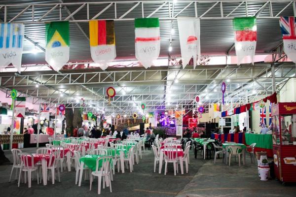 35ª Festa das Nações Granja Viana será em agosto de 2021