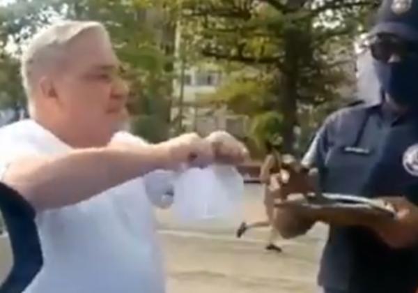 Desembargador que destratou guarda em Santos será julgado pelo CNJ na terça (25)