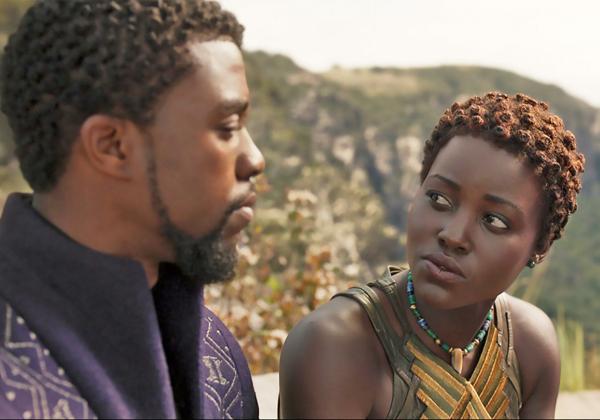 Lupita Nyong'o fala pela primeira vez sobre a morte de Chadwick