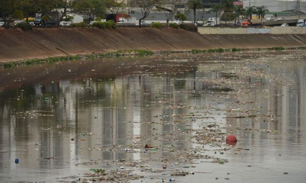 Pesquisa diz que rio Tietê tem 150 km de água imprópria para uso