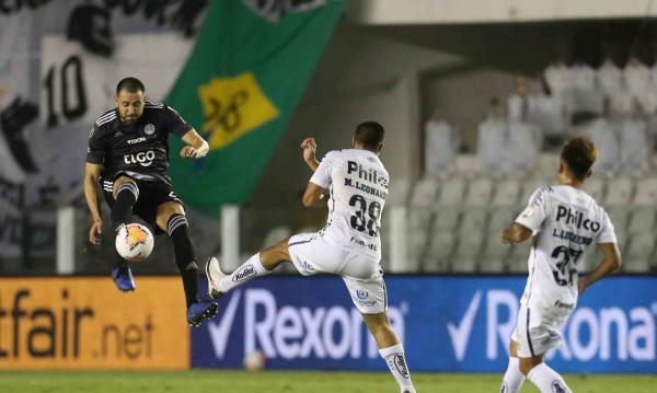 Libertadores: Santos enfrenta Olímpia no Paraguai