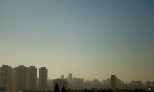 Calor intenso deve persistir no estado de São Paulo