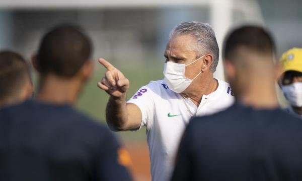 Seleção inicia caminhada para Copa do Mundo de 2022