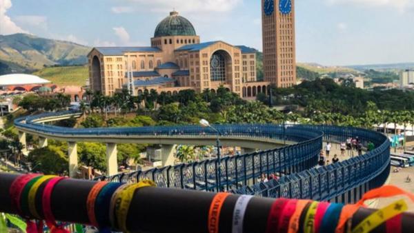 Mesmo com restrições, Festa da Padroeira atrai mais de 23 mil pessoas ao Santuário Nacional