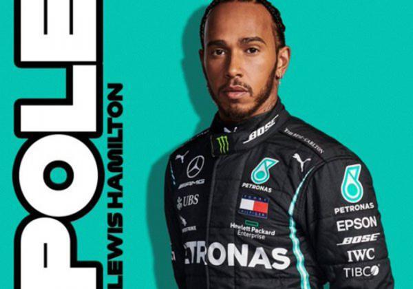 Lewis Hamilton garante 97ª pole no GP de Portugal
