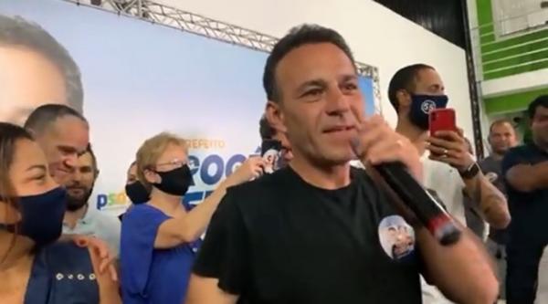 Em disputa apertada, Rogério Franco é reeleito prefeito de Cotia