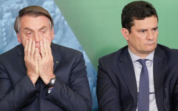 'Candidatos apoiados pela Presidência fracassaram', diz Moro