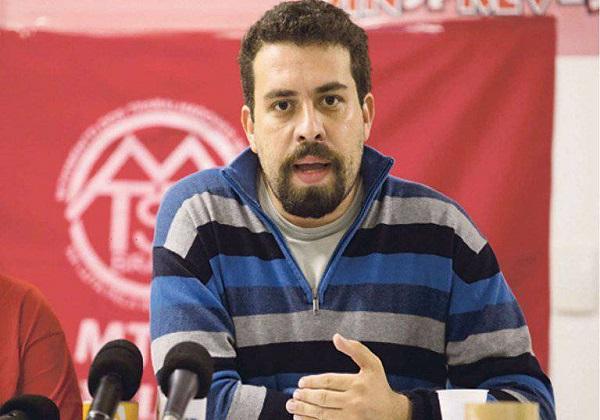 Boulos testa positivo para Covid-19 e debate na Globo é cancelado
