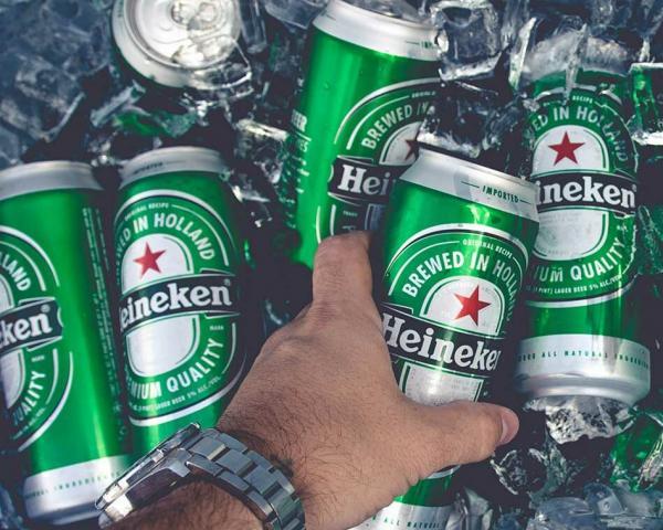 Heineken corta 8 mil empregos em todo o mundo